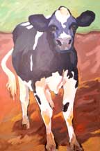 Moo Cow by Nancy Hayes